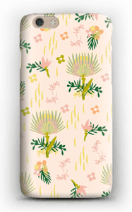 Floral Pattern deksel IPhone 6