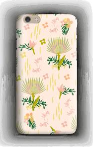 Kukkasia kuoret IPhone 6 Plus