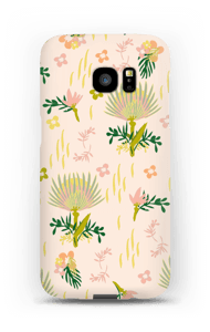 Motif floral Coque  Galaxy S7 Edge