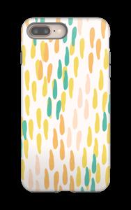 Confetti Dots deksel IPhone 8 Plus tough
