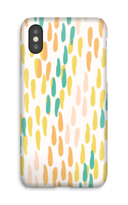 Konfetti prikker cover IPhone X