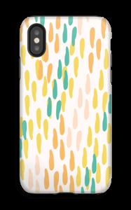 Konfetti prikker cover IPhone X tough