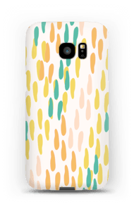 Konfetti prikker cover Galaxy S7 Edge