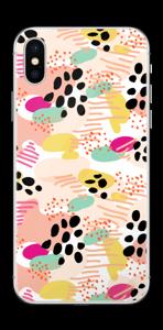 リズミカル スキンシール IPhone X