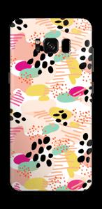 Abstrakt Skin Galaxy S8