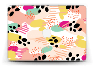 Abstrait Skin MacBook Air 13""