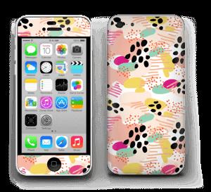Abstrait Skin IPhone 5c