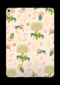 ピンクに野草 スキンシール IPad Pro 10.5