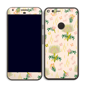 Motif floral Skin Pixel XL