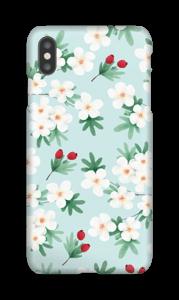 Blomstrende vår deksel IPhone XS Max