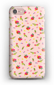 Allover Floral deksel IPhone 7