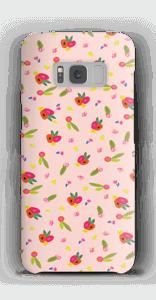 Blumen Überall Handyhülle Galaxy S8
