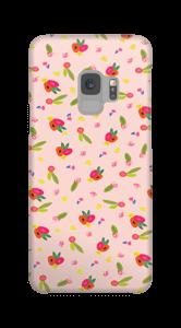 Blumen Überall Handyhülle Galaxy S9