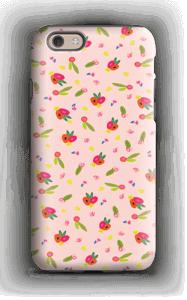 Kukkasia kuoret IPhone 6s tough