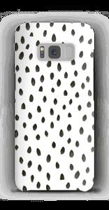 Pinselstriche Handyhülle Galaxy S8