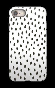 Brushstrokes kuoret IPhone 8 tough