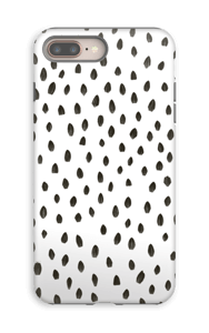 Coup de pinceau Coque  IPhone 8 Plus tough