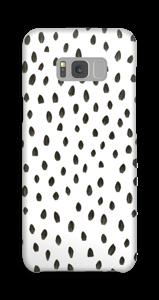 Brushstrokes cover Galaxy S8 Plus
