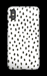 Penselstrøk deksel IPhone XS