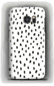 Penselstrøk deksel Galaxy S7
