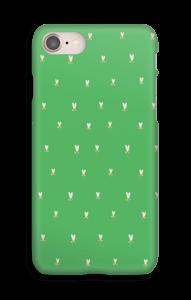 Grønne tulipaner deksel IPhone 8