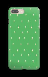Grønne tulipaner deksel IPhone 8 Plus