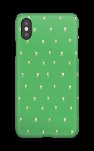Grønne tulipaner deksel IPhone X