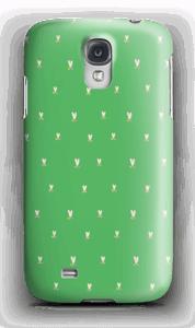 Grønne tulipaner deksel Galaxy S4