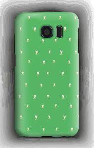 Grønne tulipaner deksel Galaxy S6