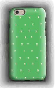 Grønne tulipaner deksel IPhone 6s tough
