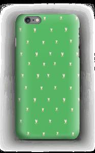 Vihreä tulppaani kuoret IPhone 6s Plus