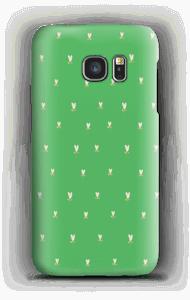 Grüne Tulpen Handyhülle Galaxy S7