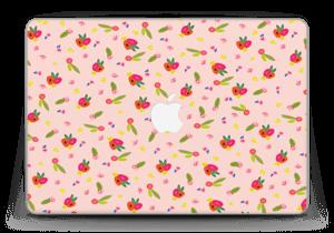 """Des fleurs partout Skin MacBook Pro Retina 13"""" 2015"""