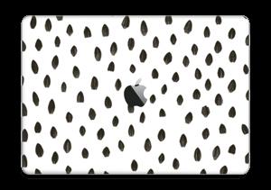 """Penselstrøk Skin MacBook Pro 13"""" 2016-"""