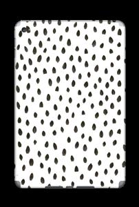 Penselstrøk Skin IPad Mini 4
