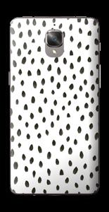Coup de pinceau Skin OnePlus 3T