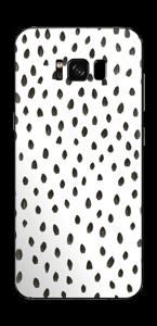 Penselstrøk Skin Galaxy S8 Plus