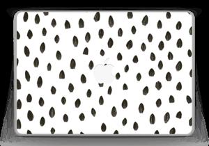 """Penselstrøk Skin MacBook Pro 13"""" -2015"""