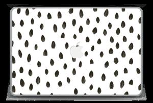 """Penselstrøk Skin MacBook Pro 15"""" -2015"""