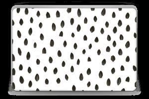 Penselstrøk Skin Laptop 15.6