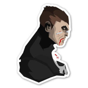 Punisher  sticker