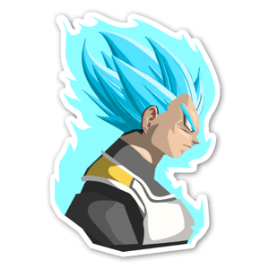 SSGB Vegeta  sticker