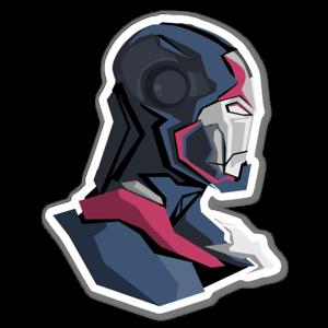 PATRIOT!  sticker
