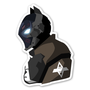 Arkham Knight  sticker