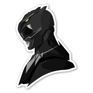 Panther Ranger  sticker