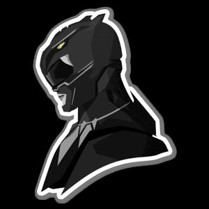 Panther Ranger  sticker