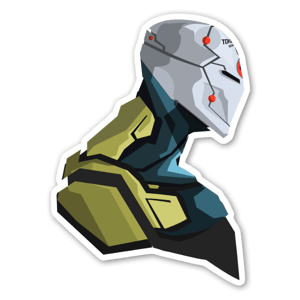 GrayFox  sticker