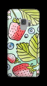 Beeren Handyhülle Galaxy S9