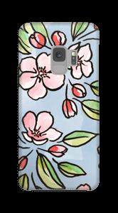 Blumen Handyhülle Galaxy S9