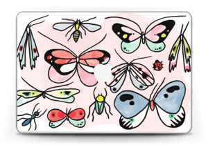 "Insekten Skin MacBook Pro Retina 13"" 2015"